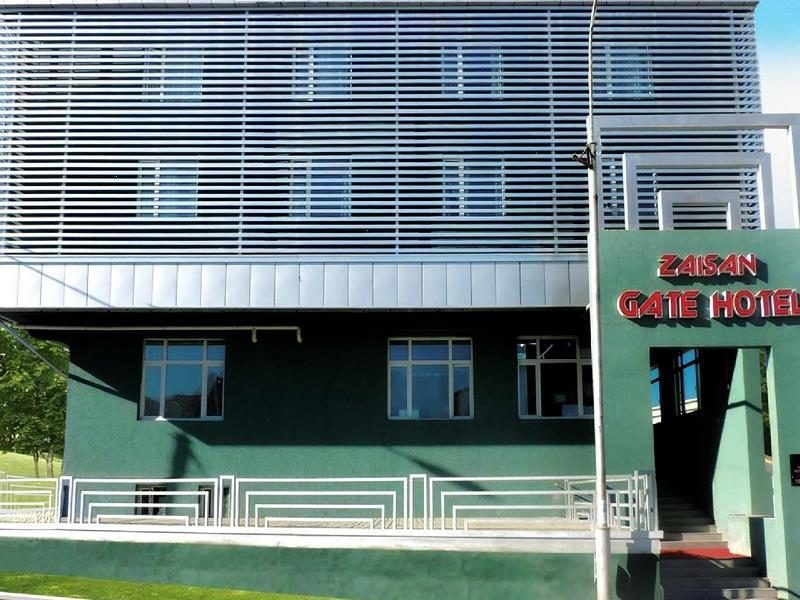 Zaisan Gate Hotel, Ulan Bator