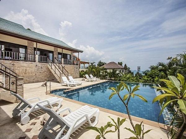 Bophut View - 4-Bedroom Sea-View Villa Koh Samui