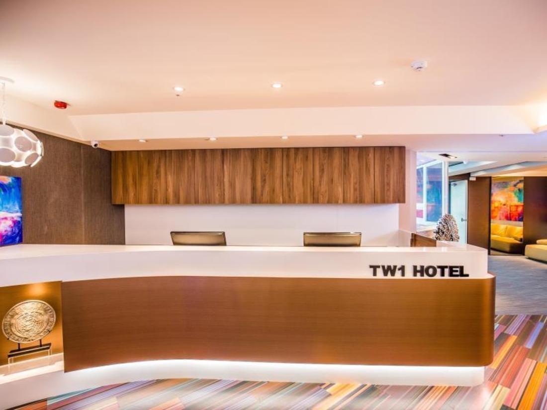 Best price on hotel fun ximen in taipei reviews for Design ximen hotel ximending
