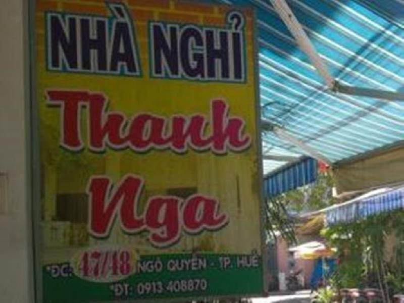 Thanh Nga Guest House