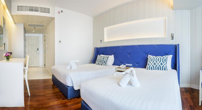 Jomtien Palm Beach Hotel And Resort, Pattaya