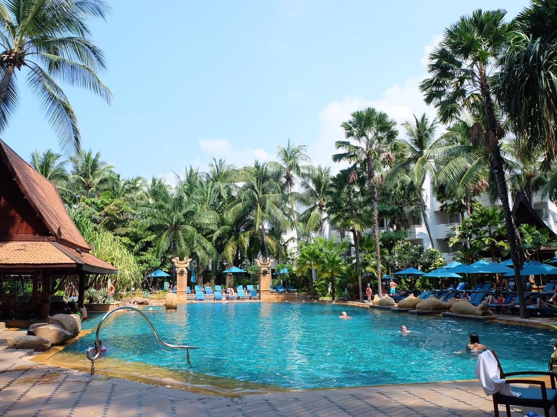 pattaya marriott resort & spa