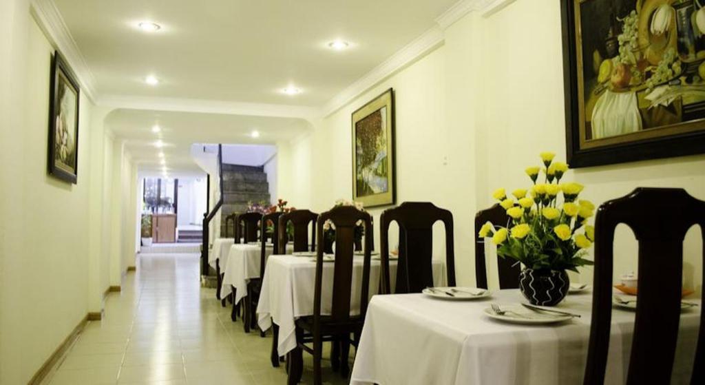 Hanoi Guest friendly hotels - Blue Moon Hotel