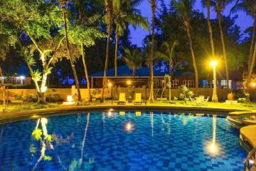 Manukan Island的Sutera Sanctuary Lodges