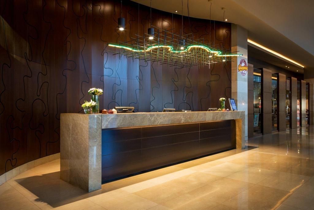 Renaissance Atyrau Hotel Hotel hall