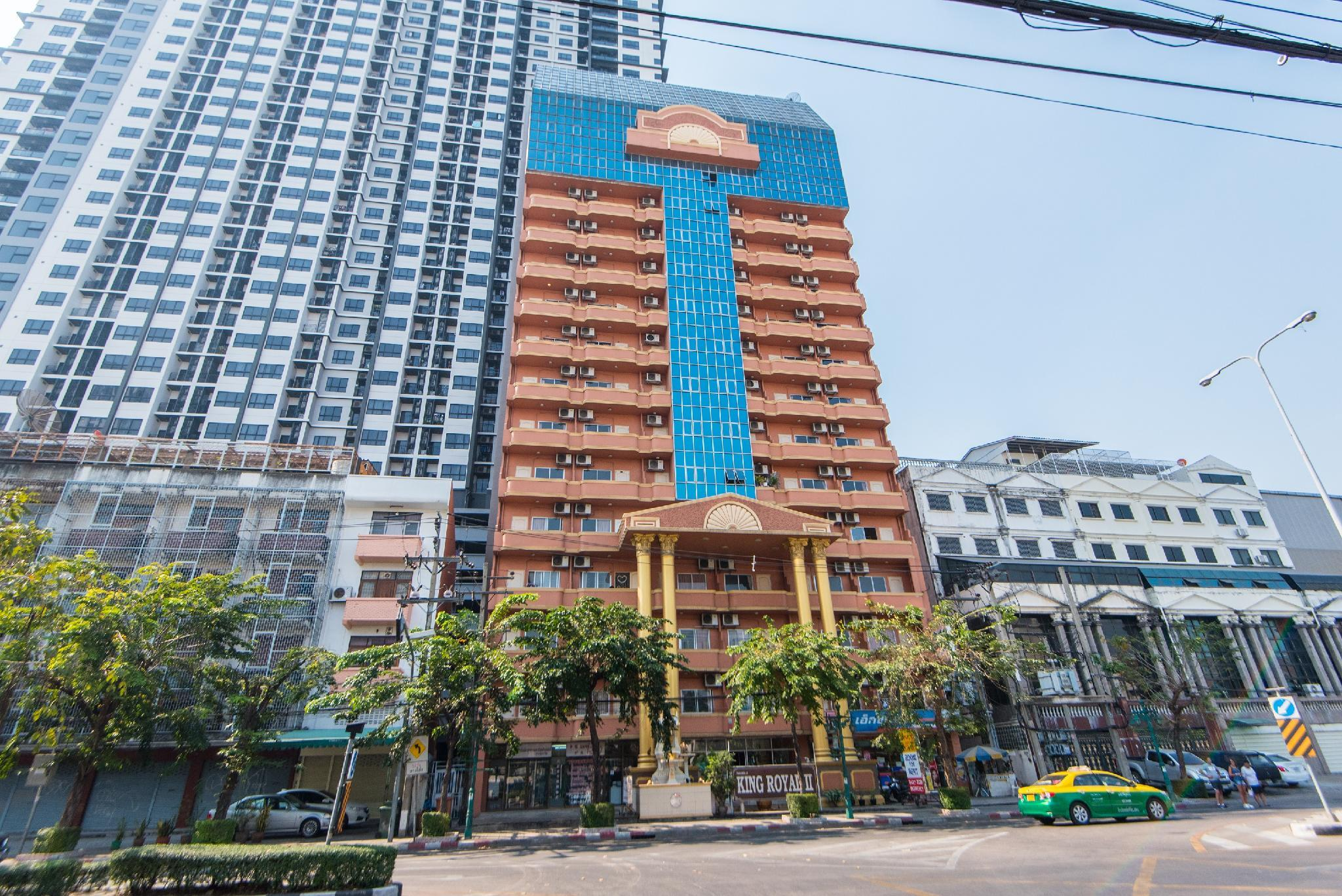 King Royal II Hotel, Khlong San