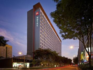 Best Hotels in Singapore : Ibis Singapore