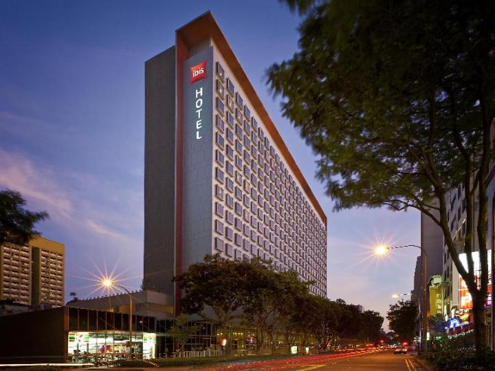 Ibis Singapore on Bencoole