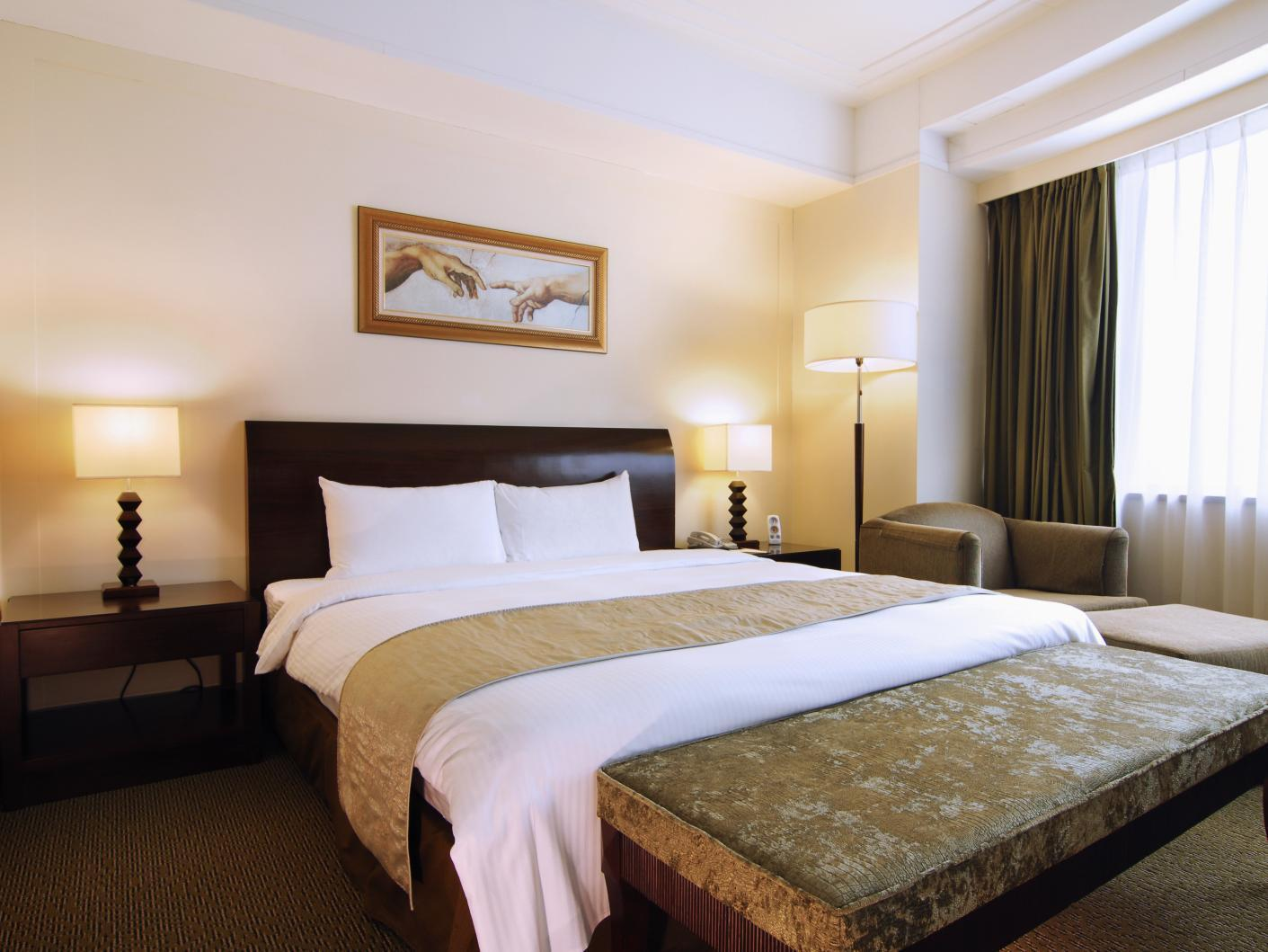 Fullon Hotels Jhongli 中坜福容大饭店