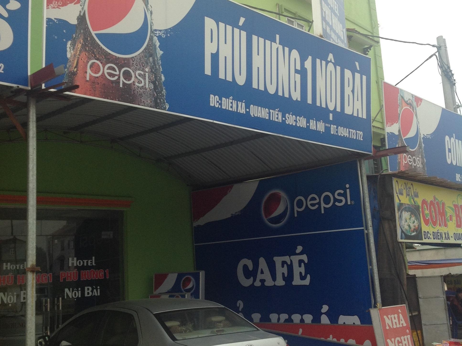 Phu Hung 1 Hotel Noi Bai, Sóc Sơn