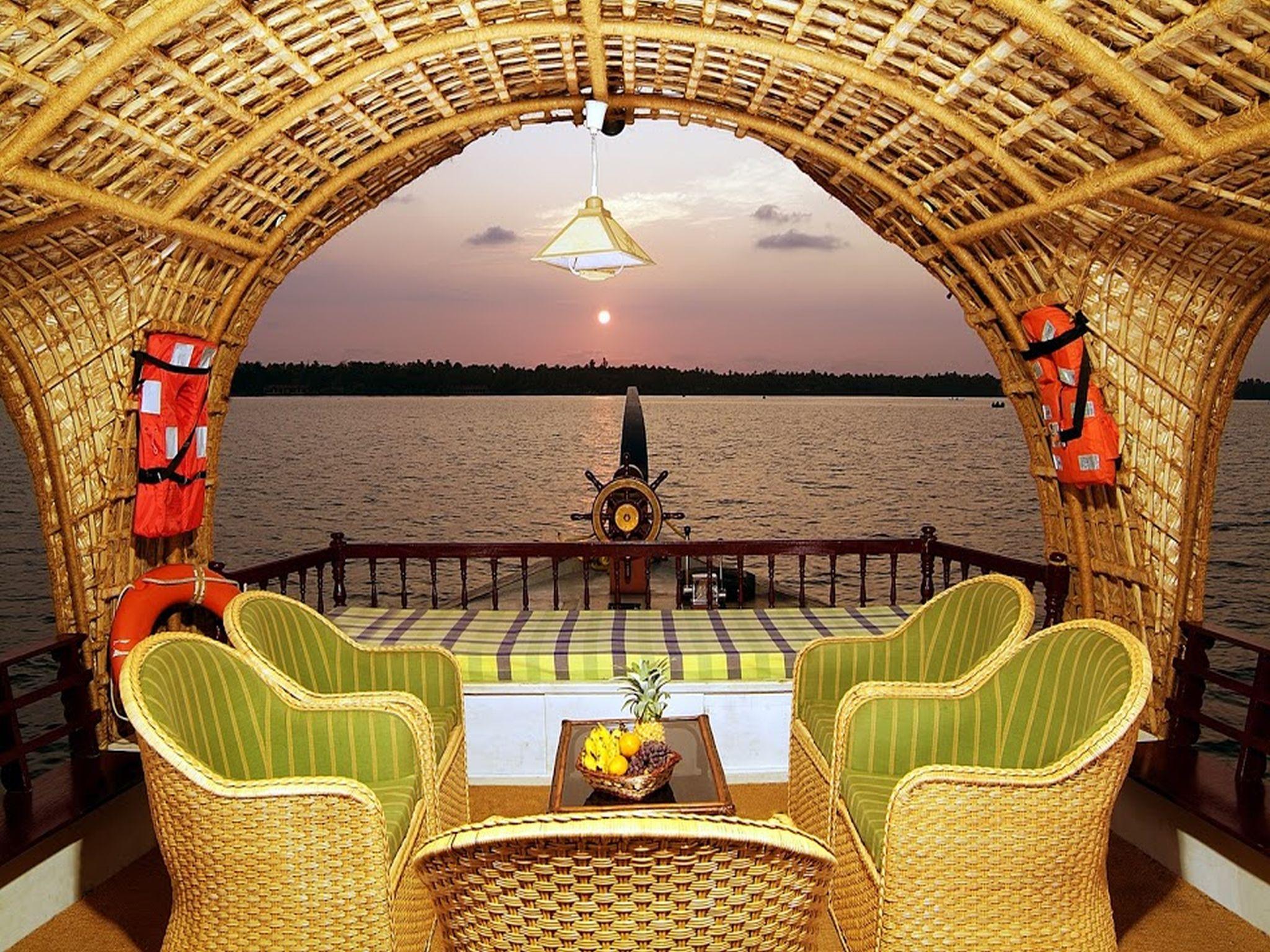 View Kerala Luxury House Boat, Kottayam