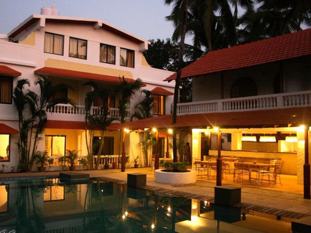 Best Price on Casablanca Beach Resort in Goa + Reviews!