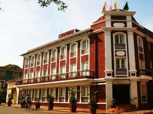 潘吉姆酒店 (WelcomHeritage Panjim Inn Hotel)