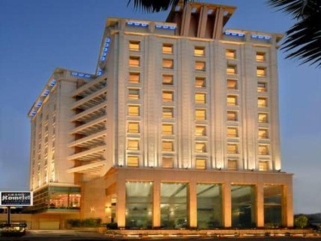 Best Price on Grand Hometel A Sarovar Hotels in Mumbai