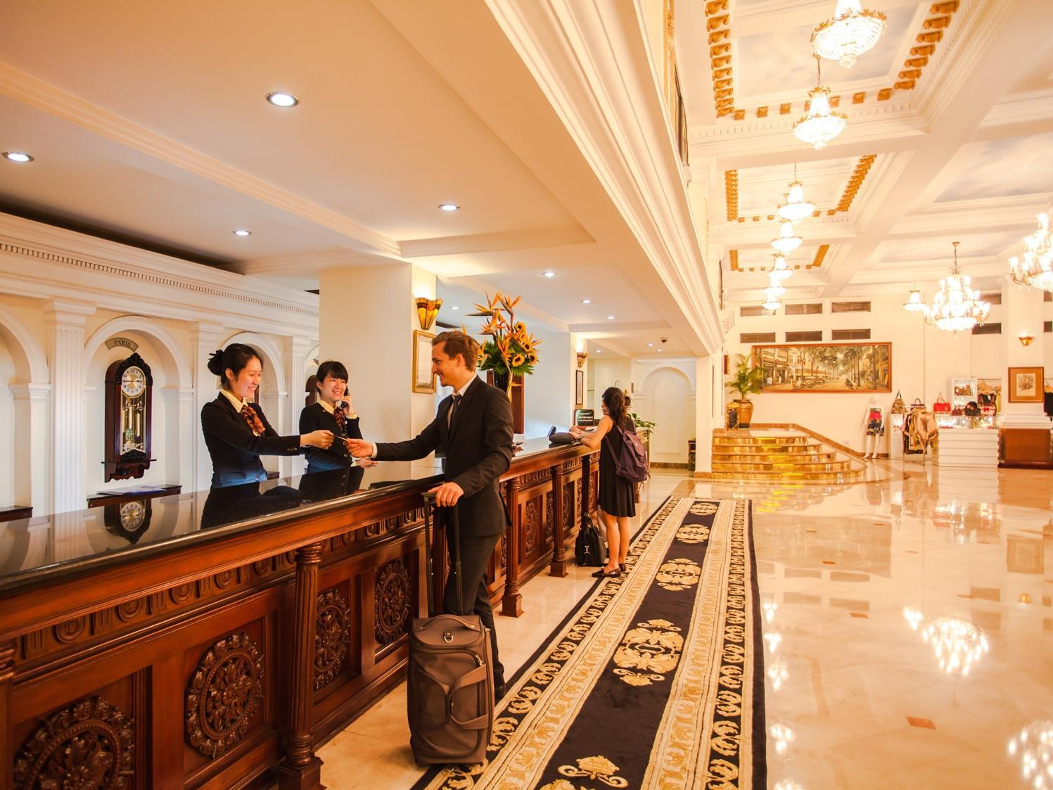 Khách Sạn Majestic Hồ Chí Minh