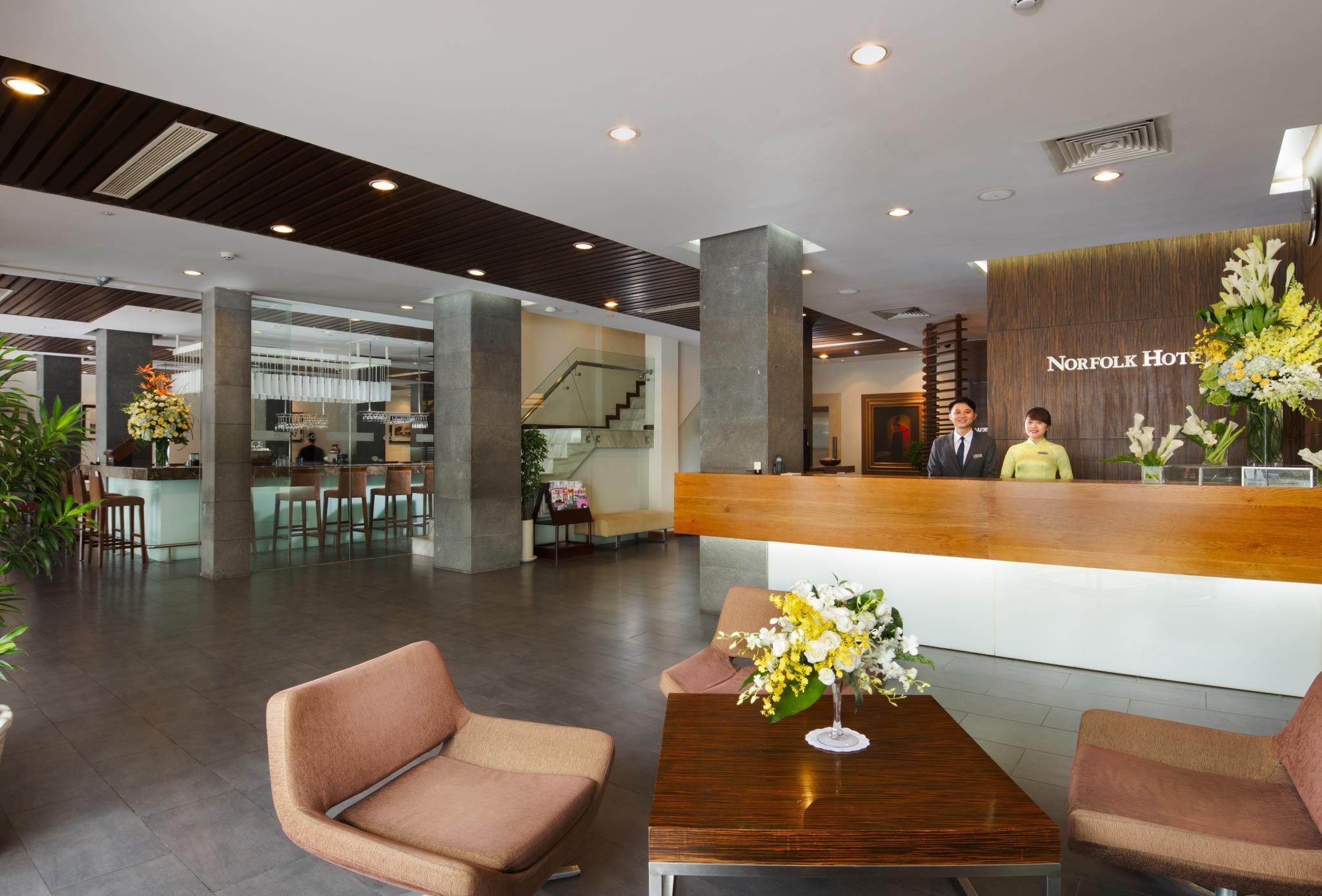 Khách Sạn Norfolk Hồ Chí Minh