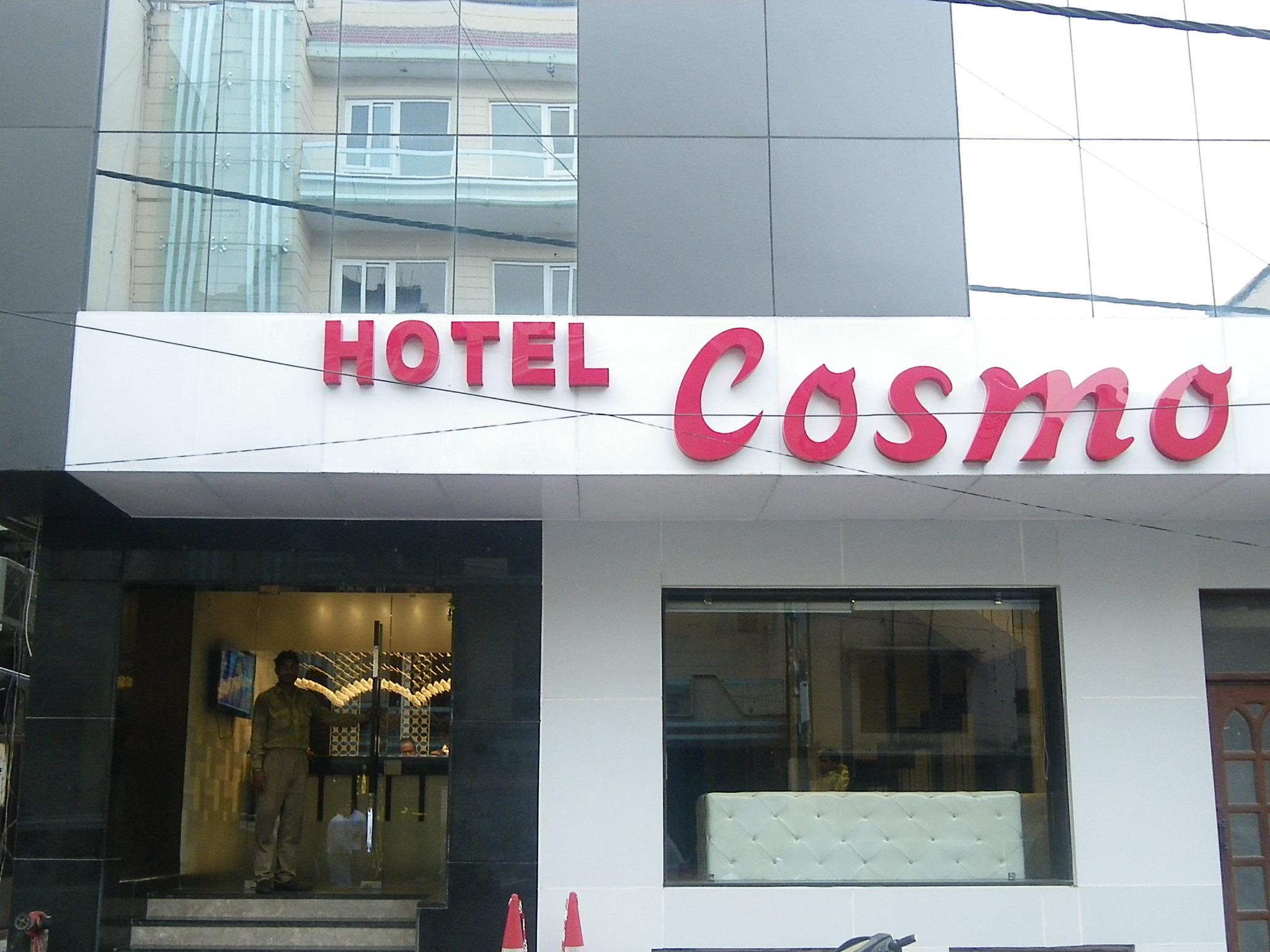 Hotel Cosmo, West