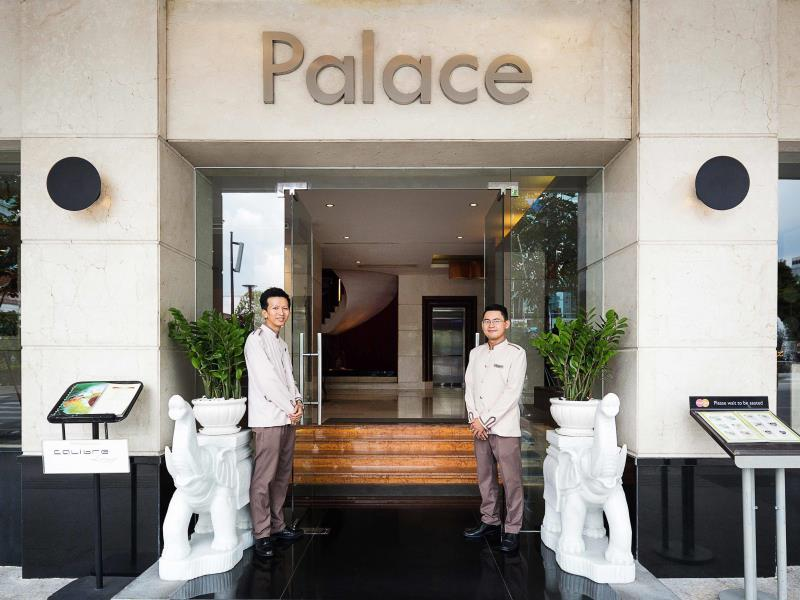 Khách Sạn Palace Hồ Chí Minh