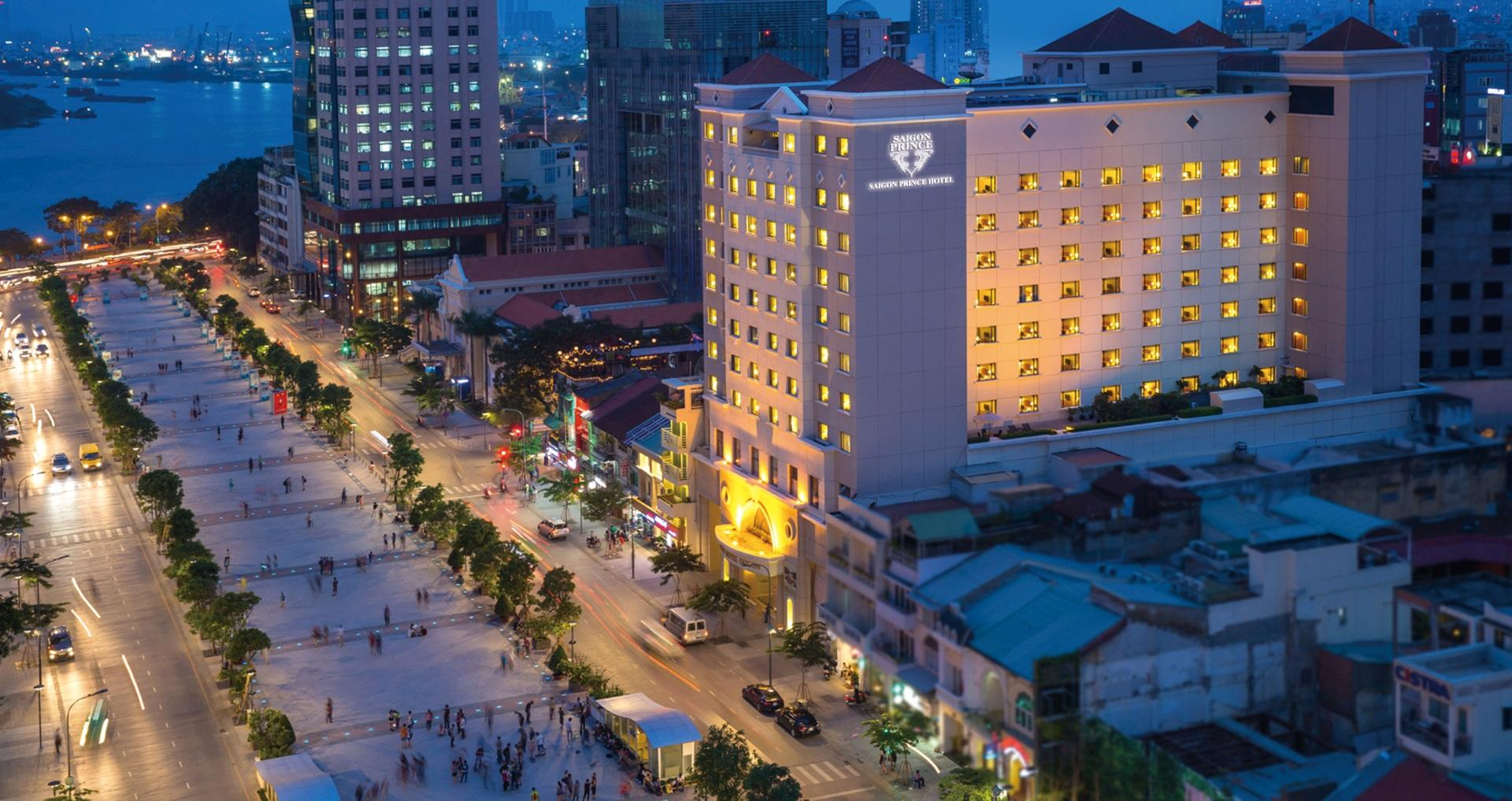 Best Price on Saigon Prince Hotel in Ho Chi Minh City + Reviews