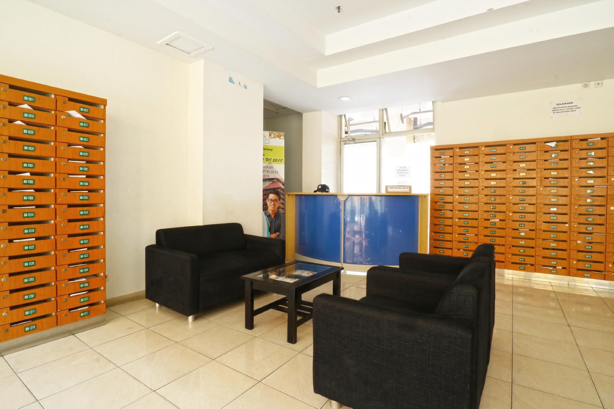 Apartemen Margonda Residence 2 by Andrew, Depok