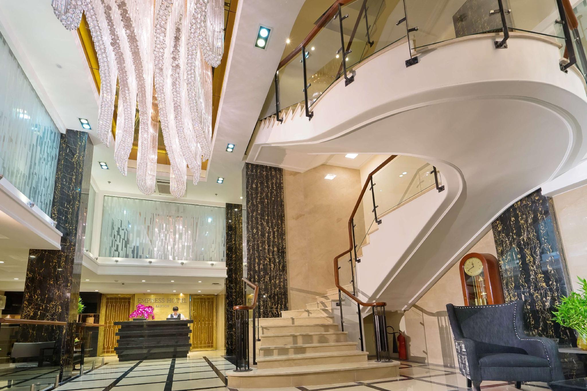 Khách Sạn Empress Hồ Chí Minh