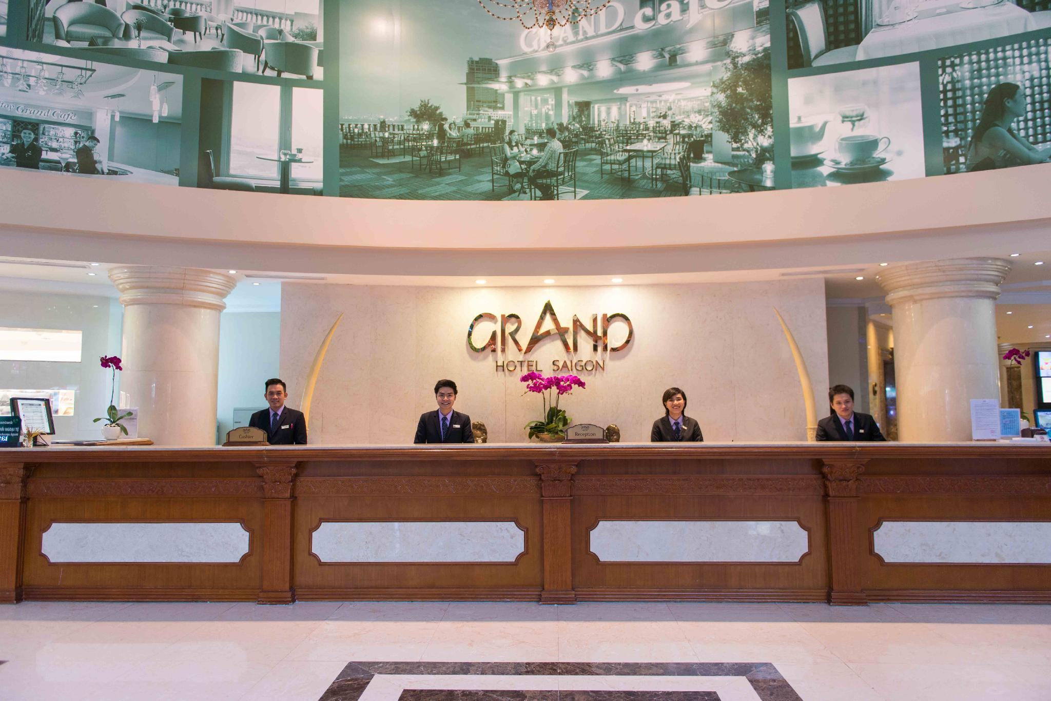 Khách Sạn Grand Hồ Chí Minh