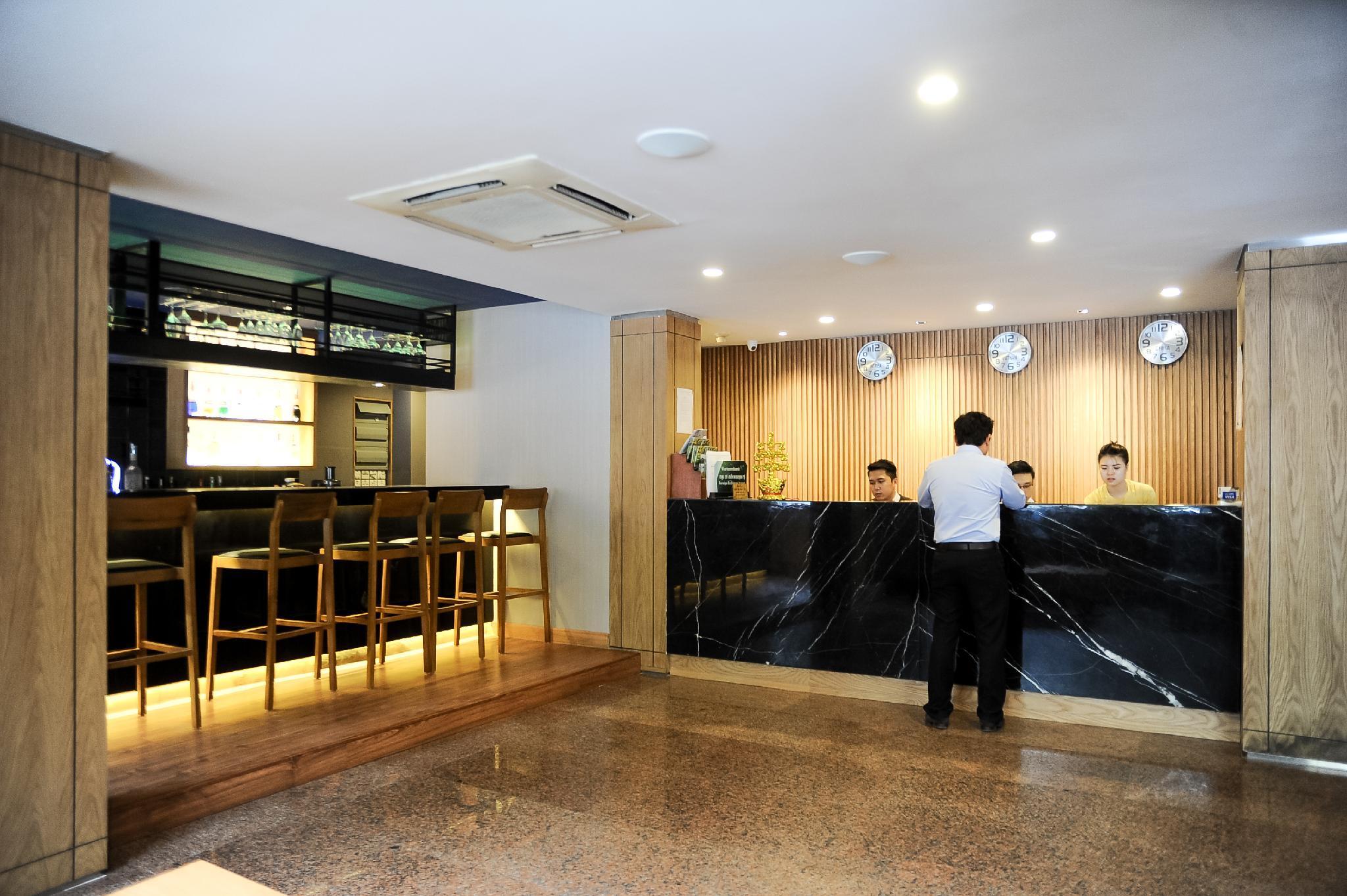 Khách Sạn Sài Gòn Star