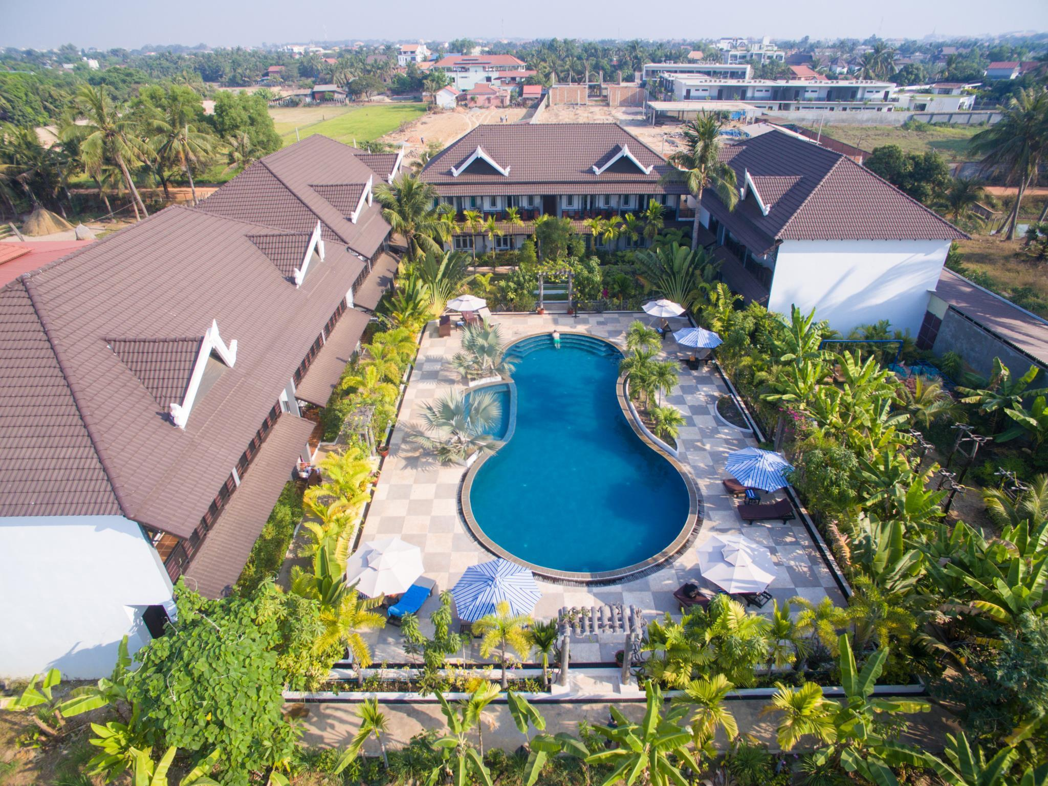 Rainsey Angkor Villa