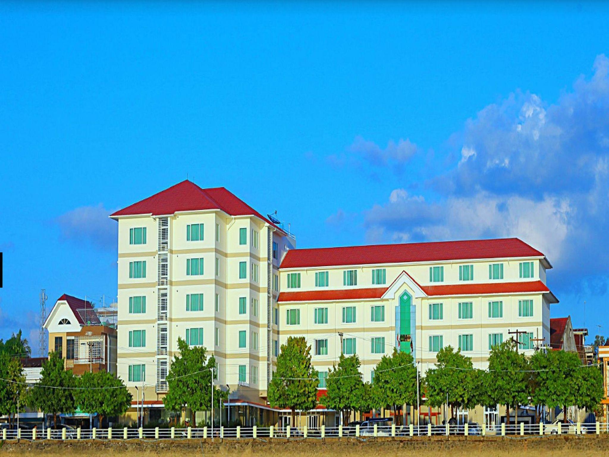 Ngwe Moe Hotel, Mawlamyine