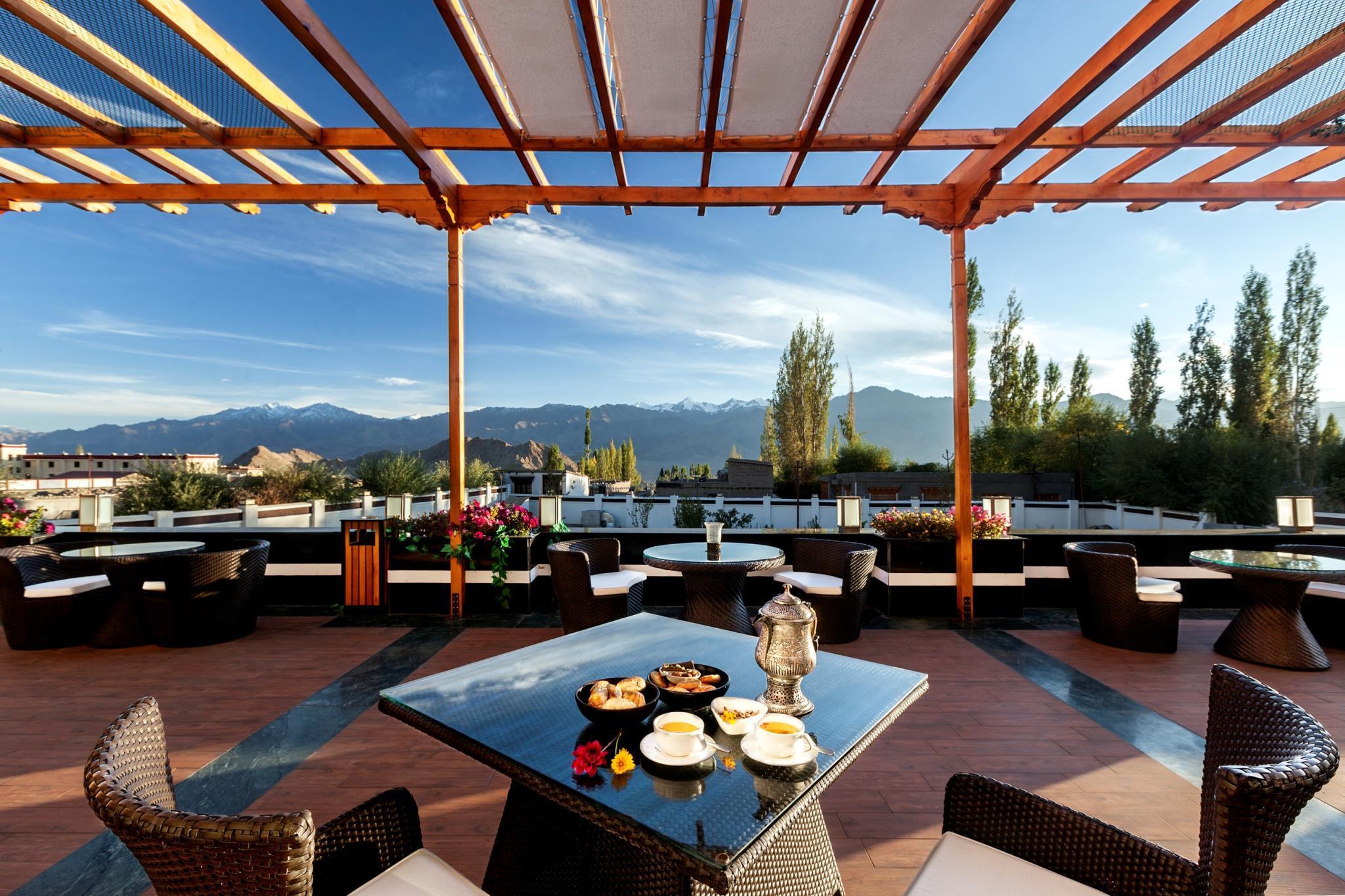 The Grand Dragon Hotel, Leh (Ladakh)