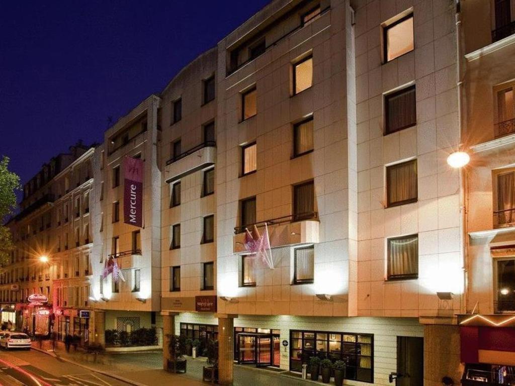 Best price on mercure tour eiffel grenelle hotel in paris for Standard hotel paris