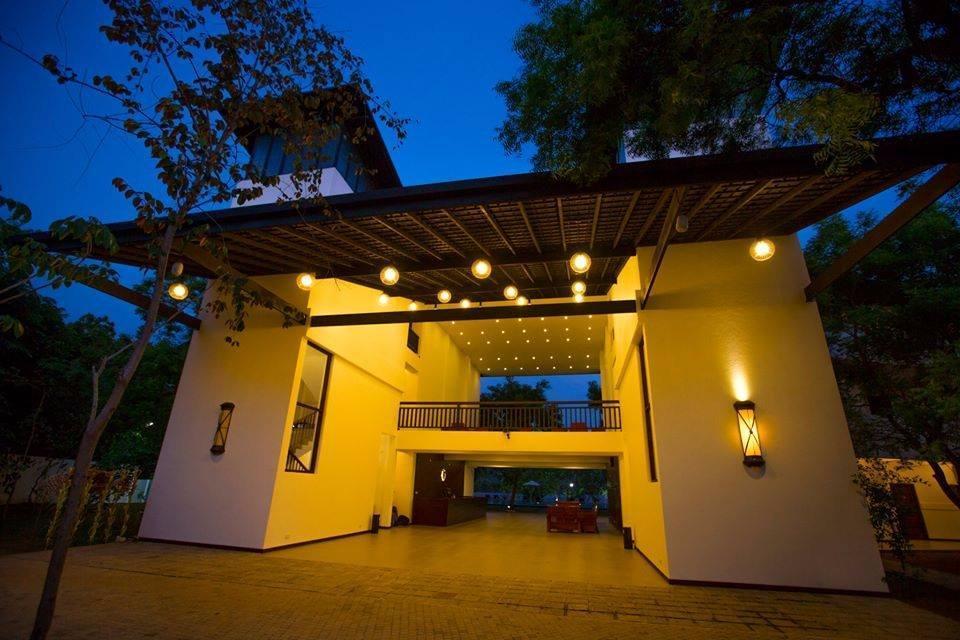 Tamarind Lake Hotel., Katharagama