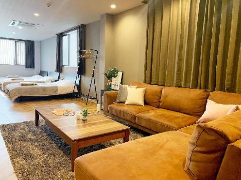 [博多]アパートメント(198m²)| 2ベッドルーム/2バスルーム