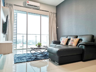 [Parkland 3 Bedroom] Pool View/Jonker/AEON/1-9pax