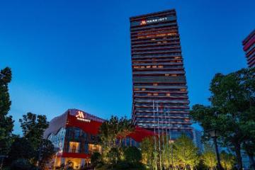 Отель Wuhan Marriott Ханькоу