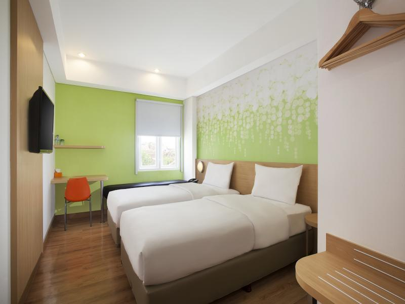 Zest Hotel Harbourbay Batam