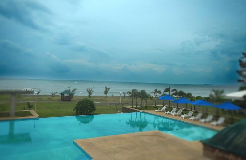 C J Sunset View Beach Resort In Philippines