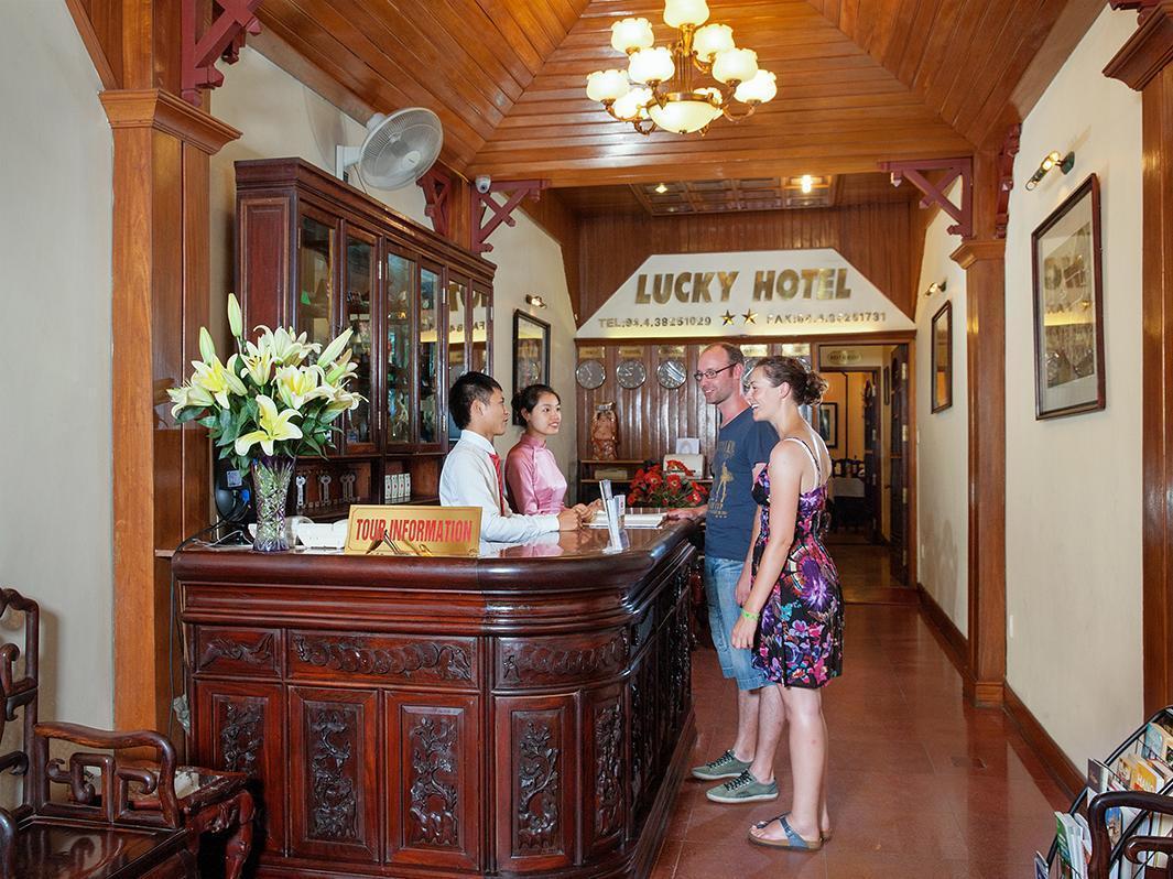 Khách Sạn Lucky 1 Hà Nội