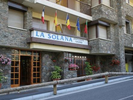 La Solana Apartaments & Spa,