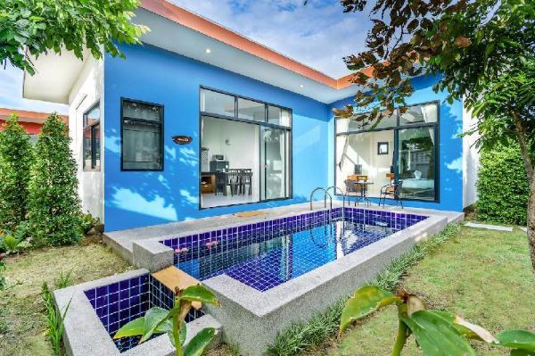 Boutique Pool Villa Koh Samui