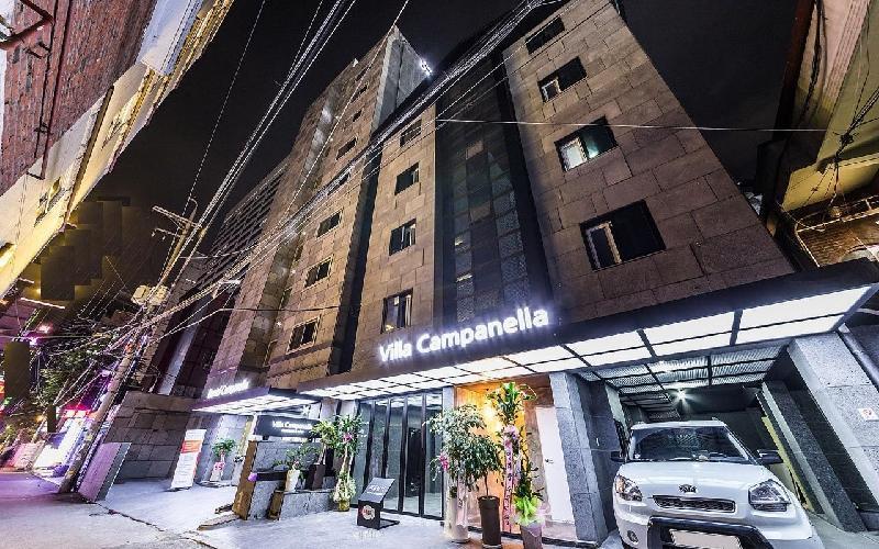 デザイン ホテル ダニエル カンパネッラ