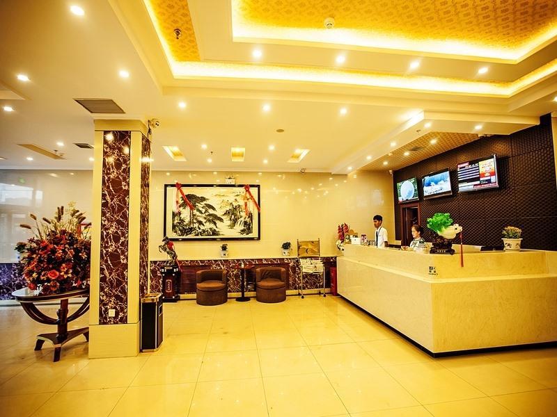 GreenTree Inn Xinjiang Uygur Autonomous Region Korla Bazhou Bus Terminal Beishan Road Express Hotel, Bayin'gholin Mongol