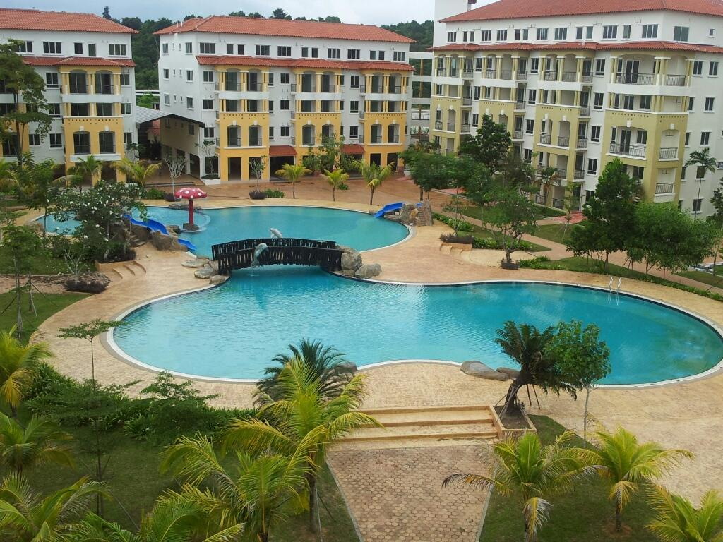 Tiara Desaru Seaview Residence, Kota Tinggi