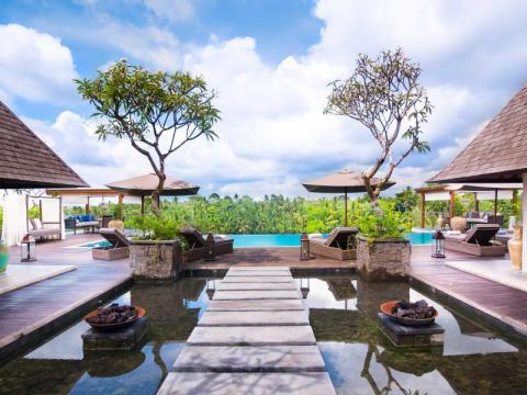 Best private pool villas in bali that won 39 t break the bank for Ubud boutique accommodation
