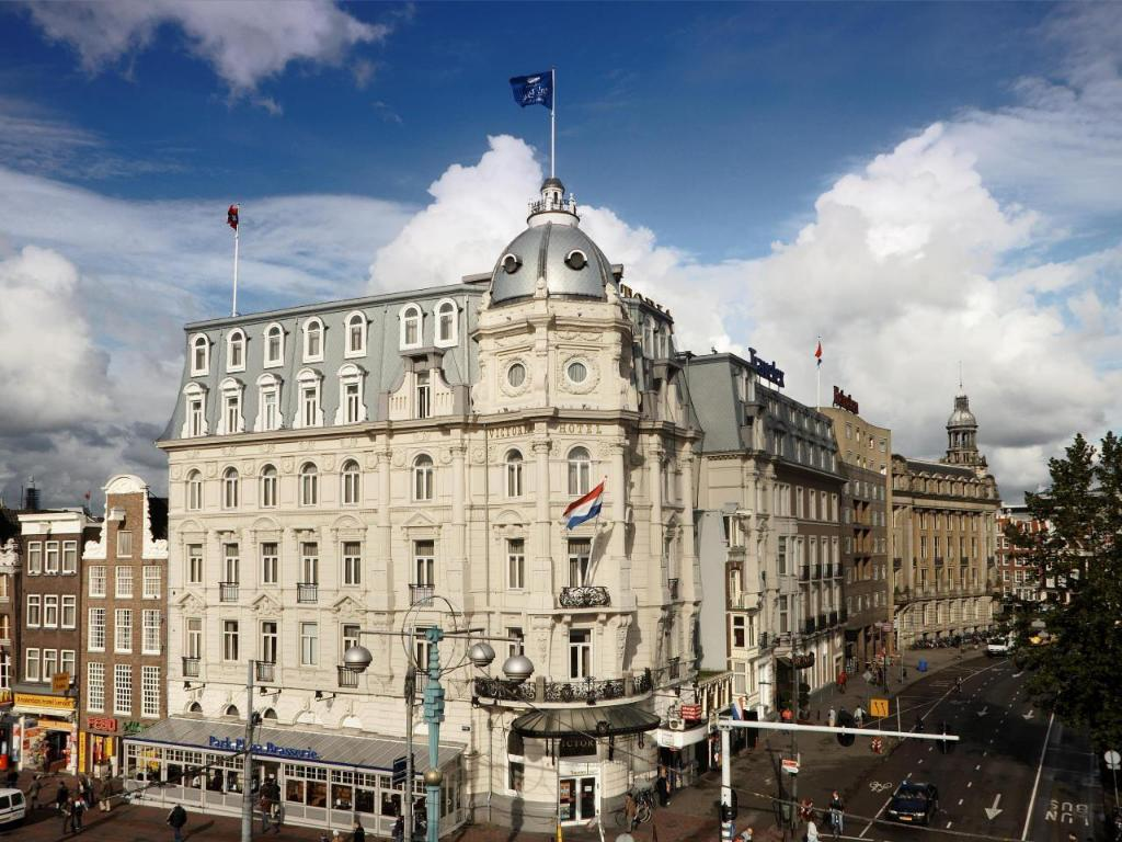 Best Price On Park Plaza Victoria Amsterdam Hotel In