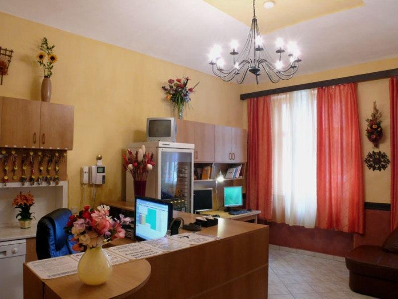 布拉格市公寓