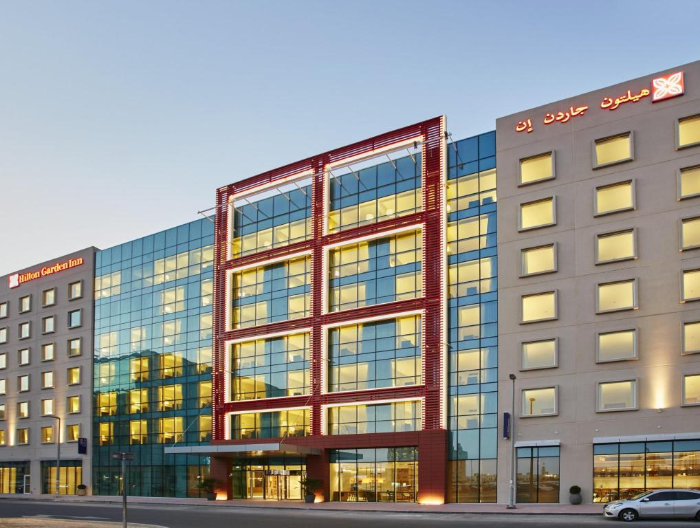 best price on hilton garden inn dubai mall of the emirates in dubai reviews