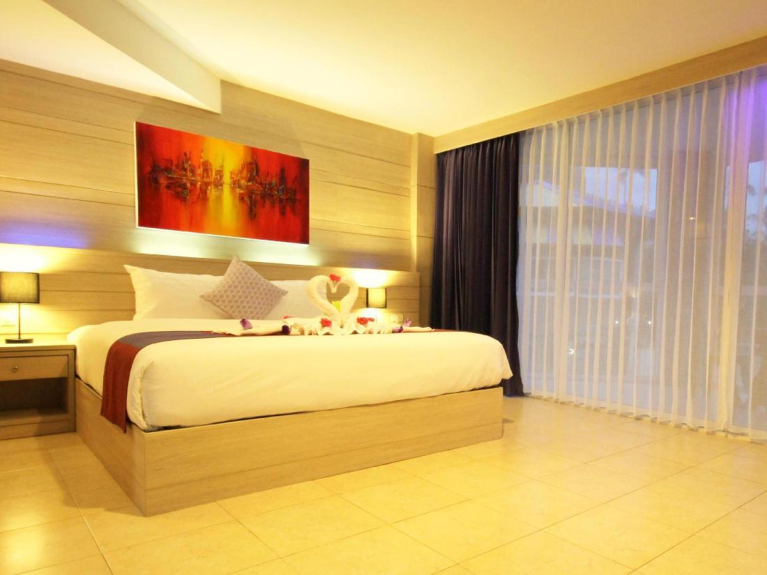 Baywatch Boutique Hotel Ao Nang
