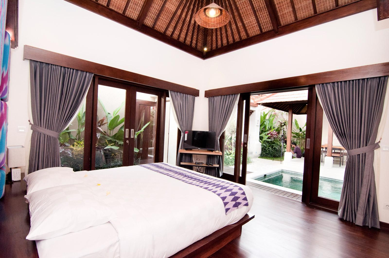 Villa Puspa Kedungu, Tabanan