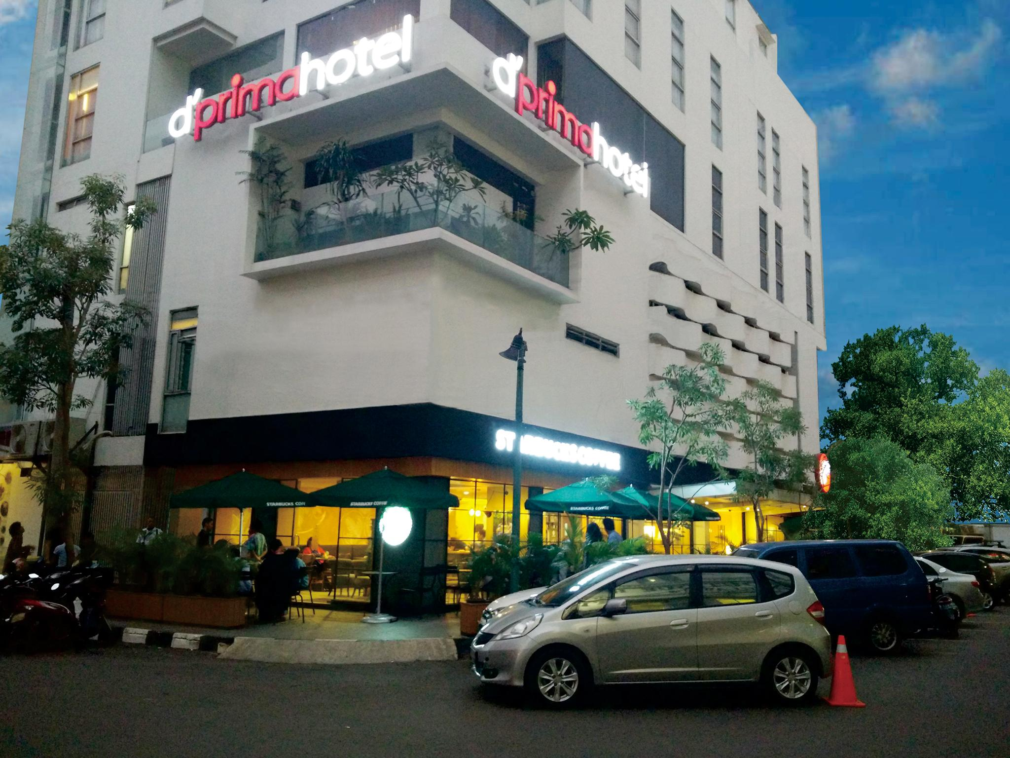 d'primahotel Melawai – Blok M, Jakarta Selatan